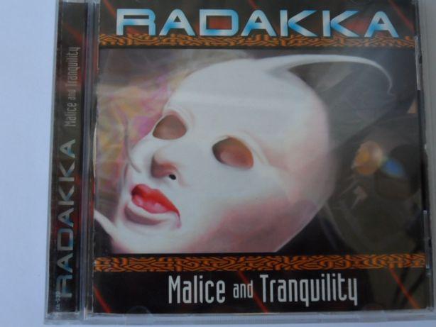 RADAKKA (Century Media), prog-metal, два альбома, фирменные диски