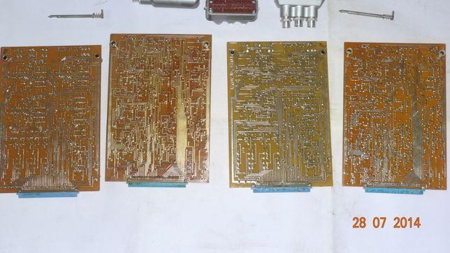 Электропривод постоянного тока ЭПУ 1 -2 4047 Д, платы управления