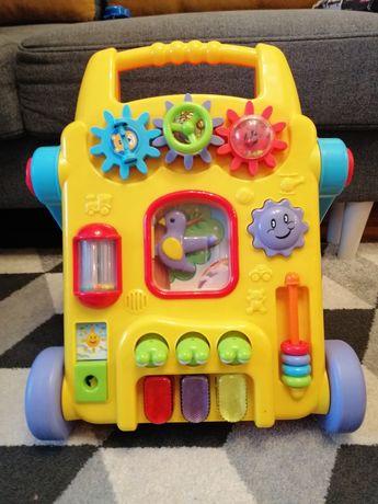 Pchacz - jeździk interaktywny dla dzieci Play Go