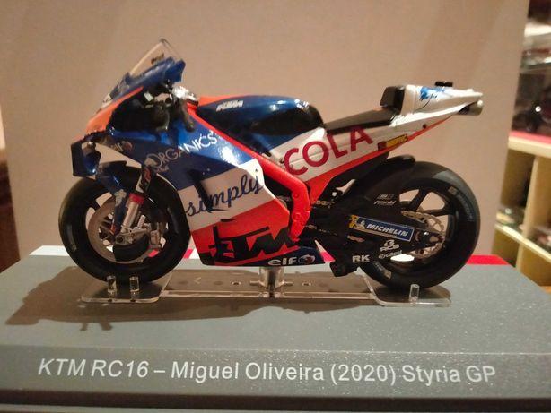 Moto Miguel Oliveira 2020