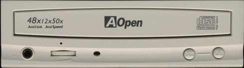 AOPEN CRW4850 (Leitor/Gravador de CD's)