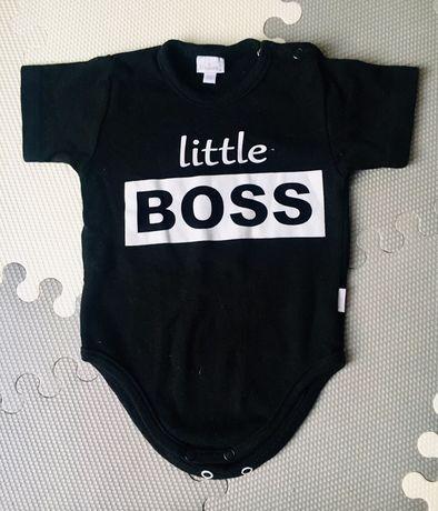 Czarne Body little boss 68
