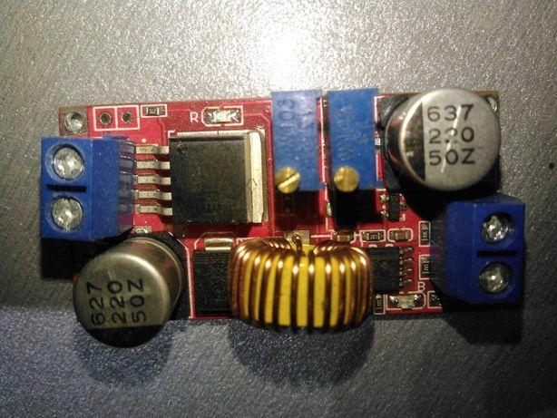 Понижающий преобразователь напряжения и тока XL4015E1 5A