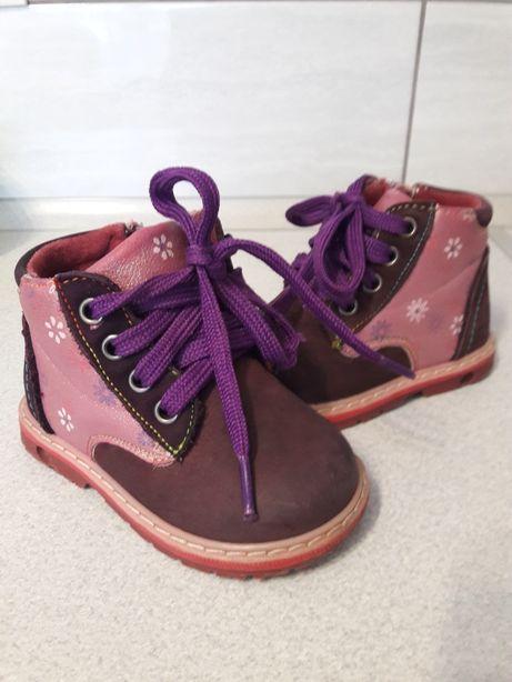 черевички для дівчинки