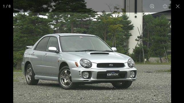 Subaru Impreza 2001г