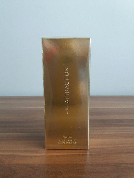 perfumy Attraction Avon