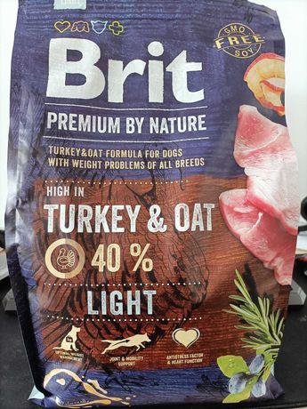 Brit premium by nature light turkey & oat