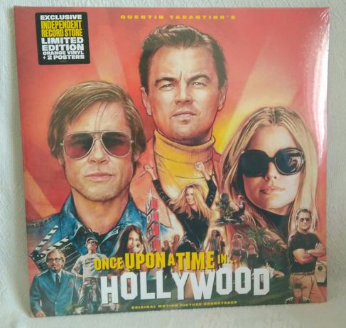 Once Upon a Time in... Hollywood -Ed. Ltda (2lp vinil) NOVO E SELADO