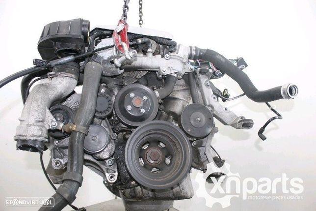 Motor MERCEDES-BENZ C-CLASS (W203) C 200 Kompressor (203.045) | 05.00 - 06.02 Us...