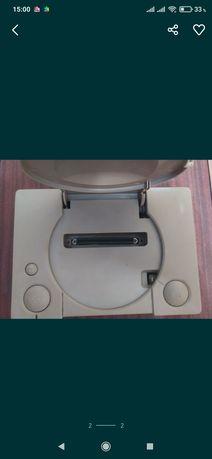 Приставка  Sega.