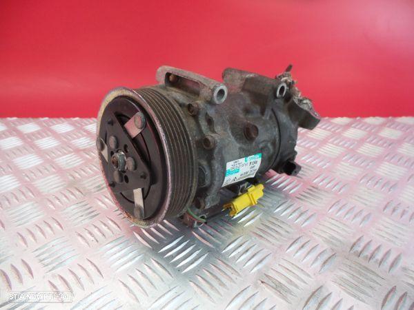 Compressor Do Ar Condicionado Peugeot 207 (Wa_, Wc_)