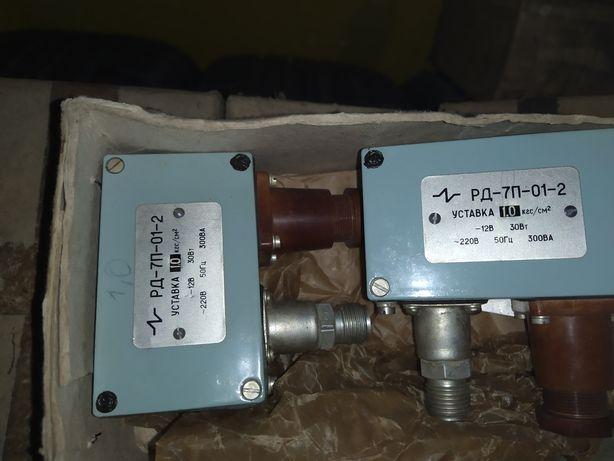 Датчик-реле давления РД-7П-01-2