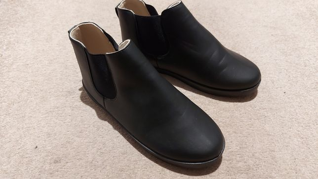 Ботінки (черевики) на дівчинку 34р