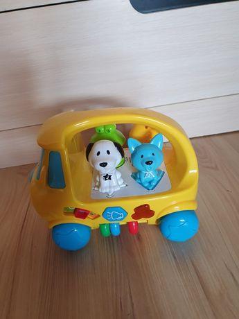 Autko zabawka edukacyjna, gra śpiewa, SMYK