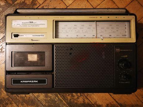Unitra RIM 223 automatic Kasprzak radio magnetofon