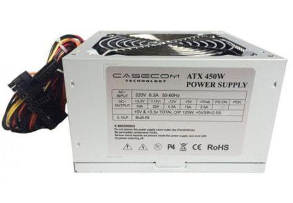 Блок живлення Casecom ATX 450W (новий)