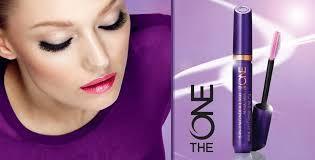 Многофункциональная тушь для ресниц Oriflame 5-в-1 The ONE Wonderlash