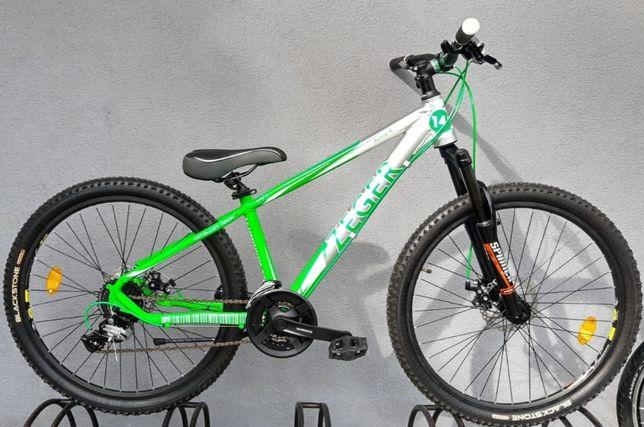"Rower Zeger Active X 24 biegi Shimano na komunię rama 14"" koła 26"""
