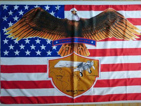 American Legend флаг прапор