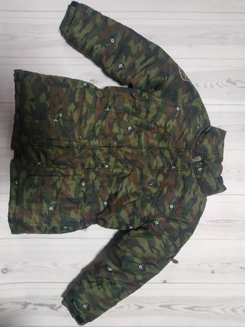 Куртка на холодную весну р.122-1298