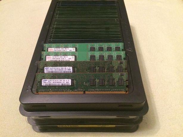 1Gb DDR2 533/667/800 Оперативная Память 1Гб для INTEL/AMD ГАРАНТИЯ!!!