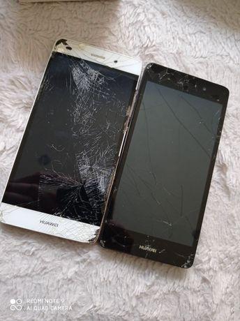 2x Huawei p8lite