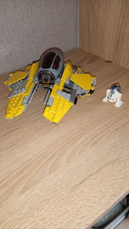 LEGO star wars jedi starfigher оригинал