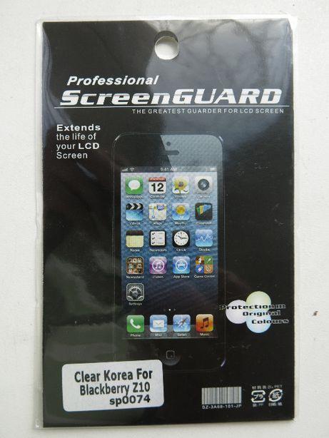 Защитное стекло на Blackberry Z10