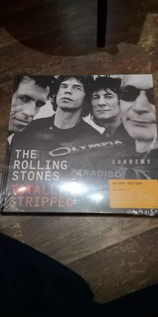 The Rolling Stones Totally Stripped 4 br+cd deluxe edition