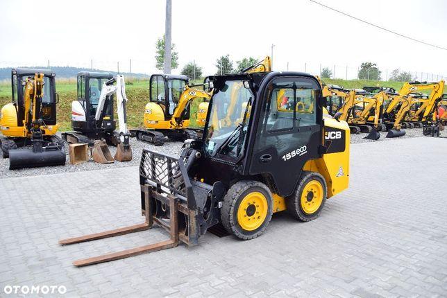 Jcb 155 Robot  Miniładowarka Jcb 155 Robot 2016r Polecam