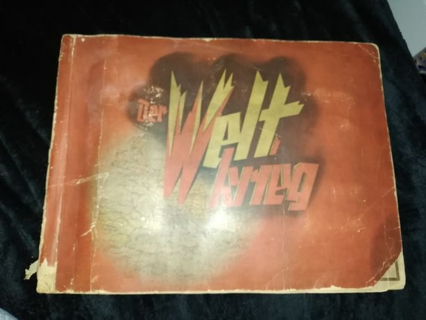 """Album""""Der Welt krieg """"1914-18"""""""