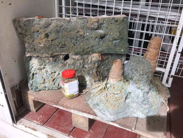 декорация для аквариума