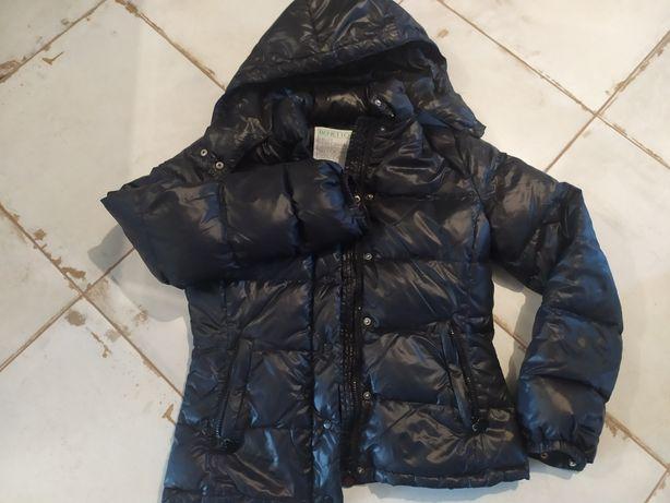 Куртка курточка пуховик Benetton