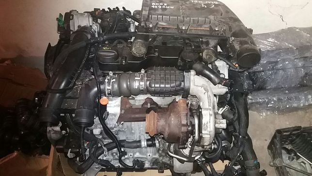 двигун 1.6 BLU HDI 1.6 EHDI 1.6 HDI 9HP0 9HXZ 9H029H05 пежо сітроен