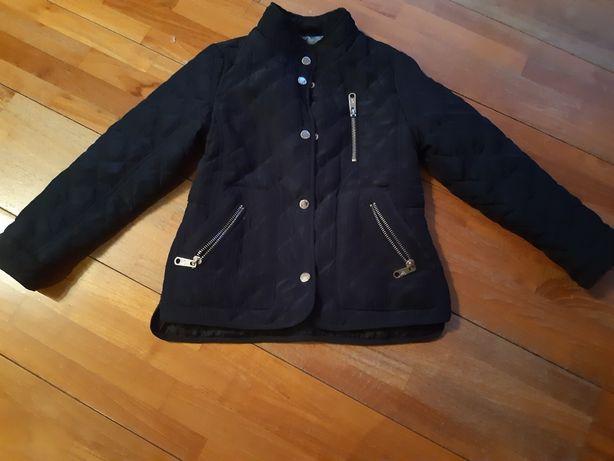 Kurtka Zara 116 jak nowa