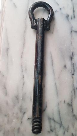 Gancho Reboque suporte ferro frontal