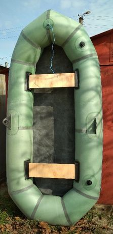 Надувная резиновая лодка Байкал 2
