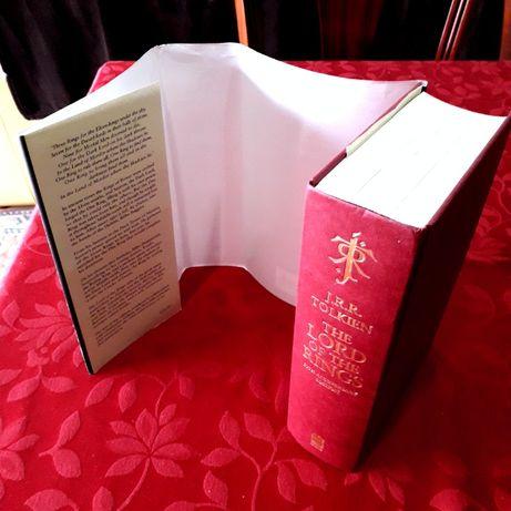 J R R Tolkien - Senhor dos Anéis - HarperCollins 50th Anniv. 2004 ENG