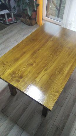 Stół drewniany, wykonamy z modrzewia