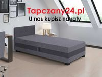 Łóżko Tapczan młodzieżowy jednoosobowy dziecięcy +pojemnik