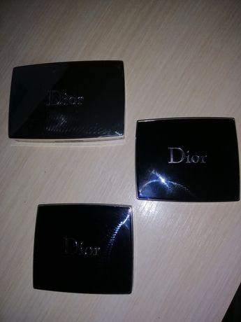 Dior оригинал тени пудра румяна