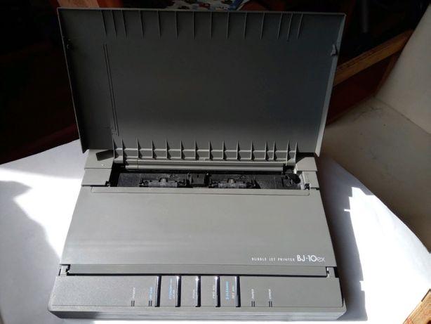 Бесплатно портативный струйный принтер Canon K10060
