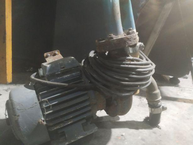 Motor Elétrico Monofásico '0,75 CV / 220 V / 2900 RPM' - Rebobinado