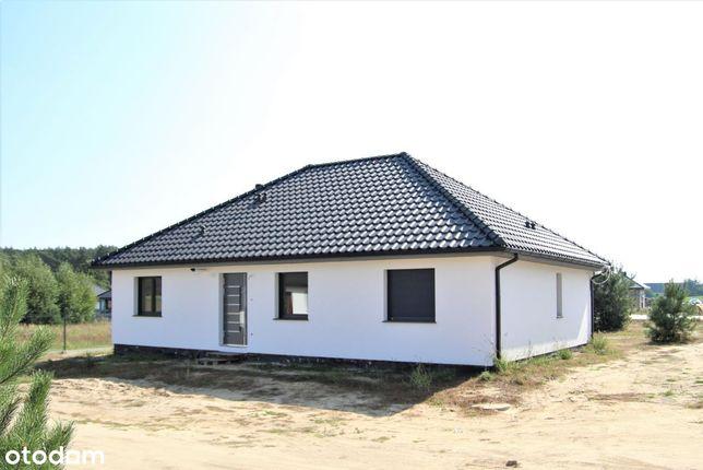 Dom parterowy 117 m2 – Moraczewo, ul. Wiosenna