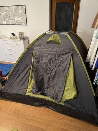 Туристическая палатка Underprice 3х местная+ 2 спальных мешка