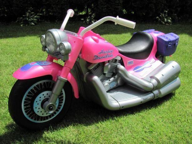 """Nowy motor elektryczny """"Harley Davidson""""."""