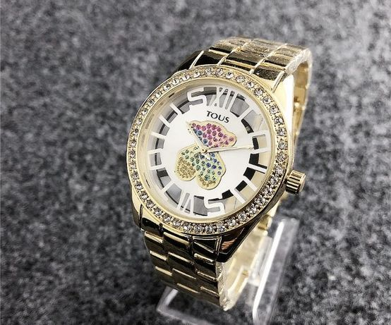 Zegarek Tous ze stali chirurgicznej