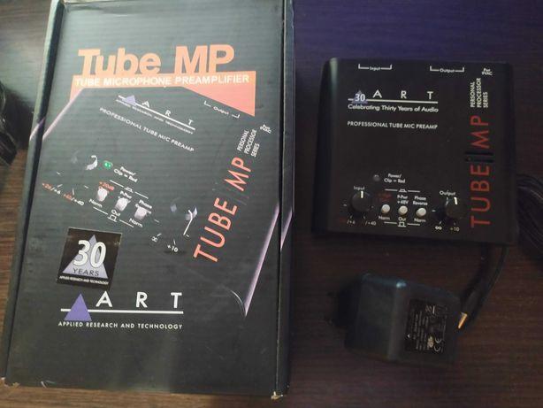 Микрофонный ламповый предусилитель ART Tube MP
