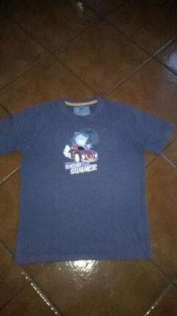 T-shirt throtleman  homem XS