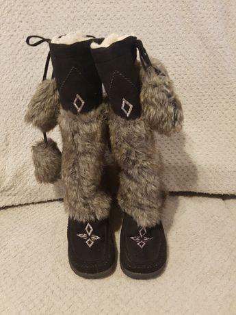 Kozaki BLINK , wyskoie buty, zimowe 36